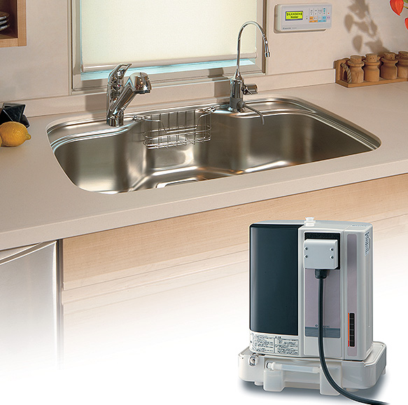 Enagic Leveluk Sd501u Water System Available At Angel Of